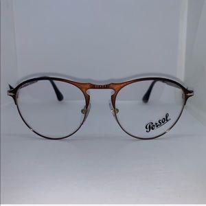 Persol 7092-V Matte Brown / Brown Eyeglasses